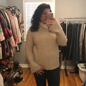Bell Sleeve Loft Sweater